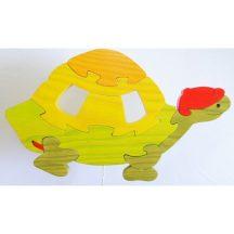 Teknős fali lámpa