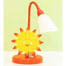 Napocska asztali lámpa