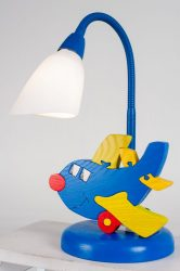 Repülős asztali lámpa