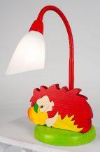 Süni asztali lámpa