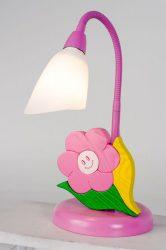 Virág asztali lámpa