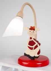 Zsiráf asztali lámpa