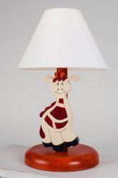 Zsiráf éjjeli lámpa