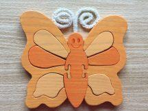 Pillangó barack  bútordísz