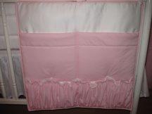 Zsebes tároló - Rózsaszín