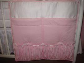 Zsebes tároló Harmónia premi - rózsaszín