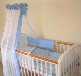4 részes babaágynemű szett - Kis Herceg